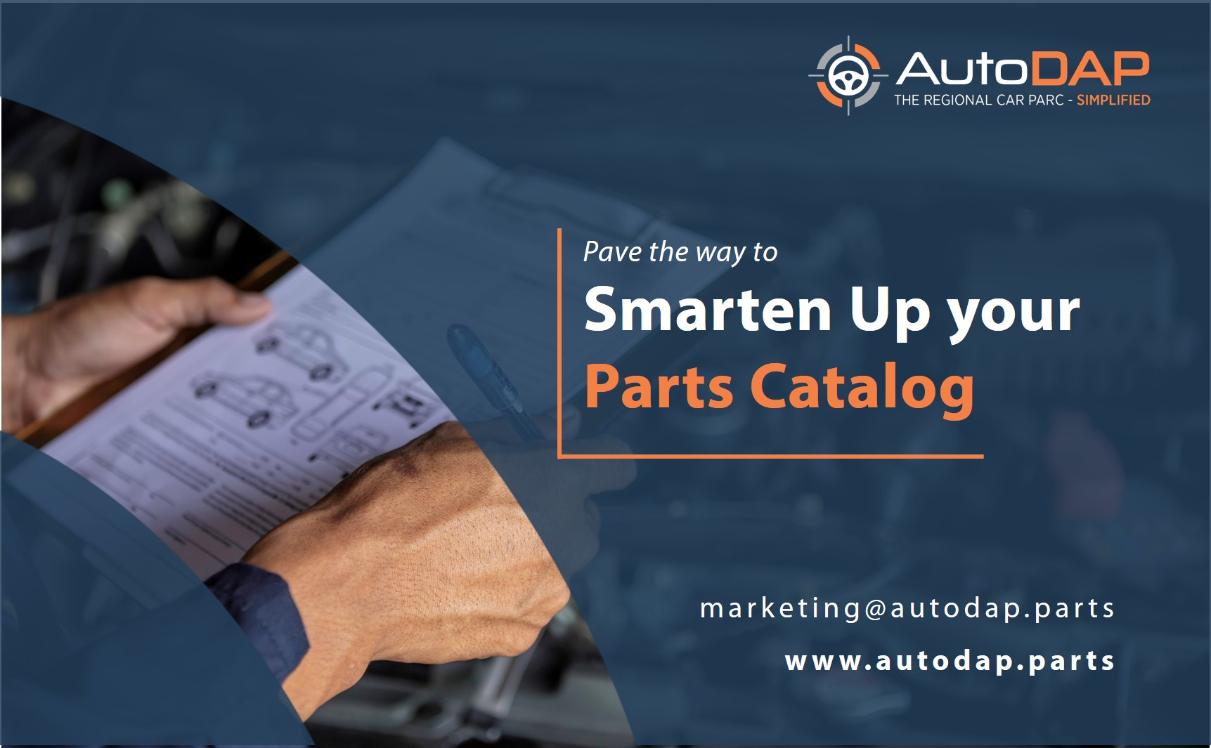 Pave The Way to Smarten up Your Parts Catalog